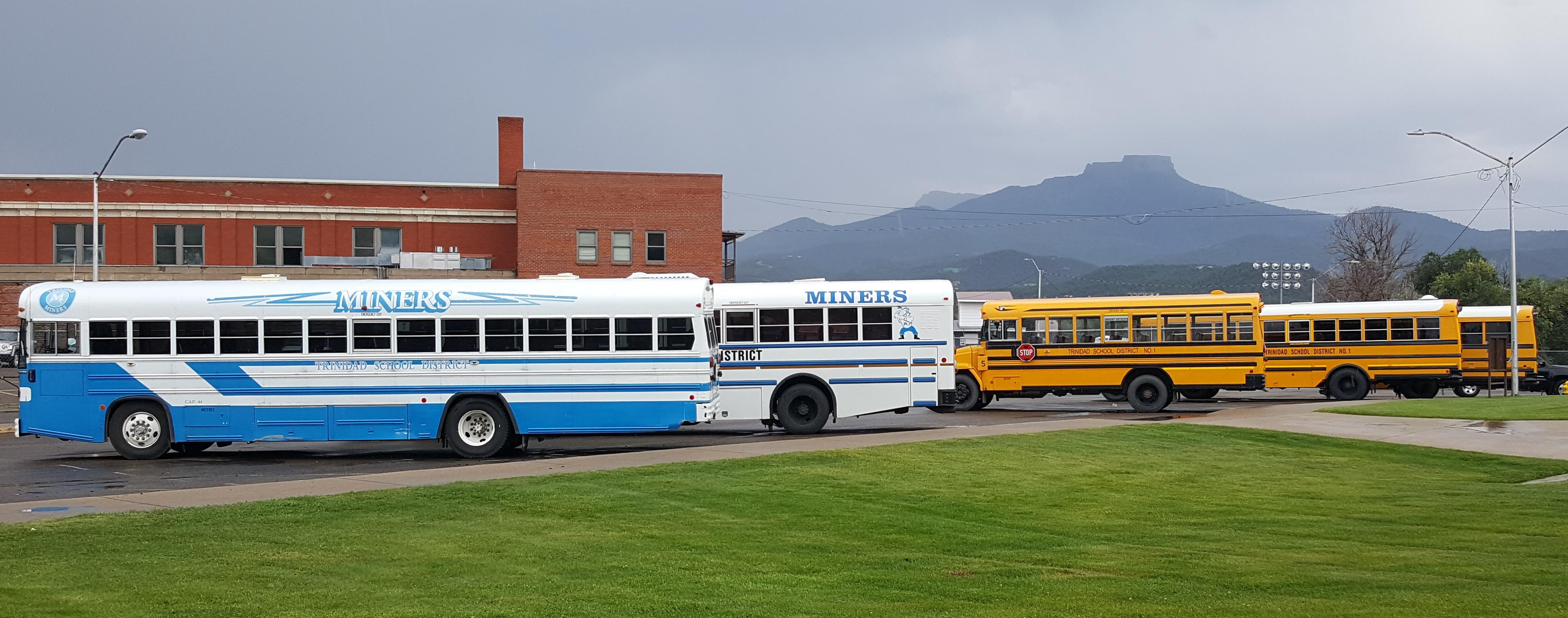 Transportation Trinidad School District Number 1
